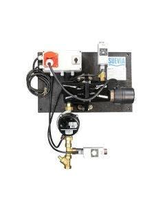 Sirkulerende varmtvannsystem Suevia 311400V , 1x3000W