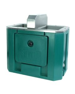El-oppvarnet vanntrau Suevia ISO-Drinker 6620-Siberia 24 V/380 W