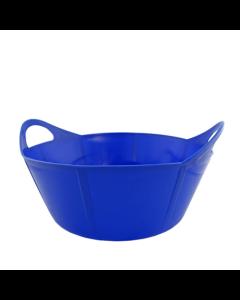 Portabel forkrybbe Flexi Blå 15 L