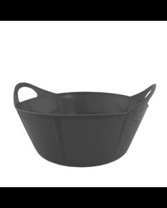 Portabel forkrybbe Flexi Svart 15 L