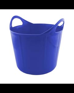 Portabel forkrybbe Flexi Blå 17 L