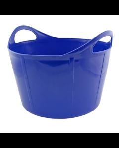 Portabel forkrybbe Flexi Blå 28 L