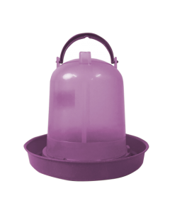 Vannautomat Willab Høns 1,5 L Plomme