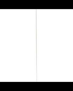 Glassfiberstolpe + rund, 8 mm Ø 1100 mm 50 st/fp