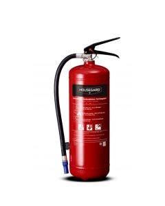 Brannslukker Housegard PE6GEB Pulver 6 kg 43A 233B C