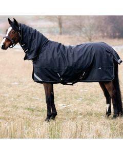 Kombotäcke HS Comfort 200 g  165 cm svart