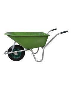Trillebår Willab 100 liter Grønn