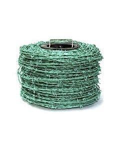 Taggtråd Plastbelagd Bravo 250 m Rulle