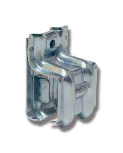 Konsoll for ende VS  1/290SV stål for veggmontasje