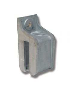 Endekonsoll VS 1A/305V for veggmontasje