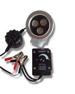 Gyttorp Åtebelysning LED 3W dimbar