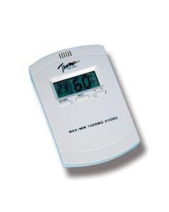 Digital hygro-termometer komplett med  batteri