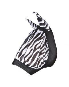 Fluehette Elastisk Zebra