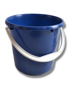 Bøtte 5 liter blå