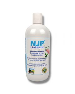 Jurliniment Peppermynte Orginal NJP 500 ml