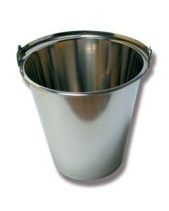 Bøtte rustfri 7 liter