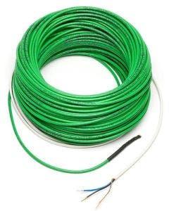 Kima Varmekabel Dark Green 45m