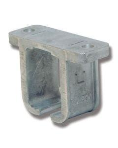Konsoll aluminium 3A/290 for takmontasje