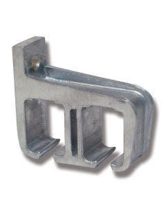 Konsoll aluminium 5/290 for doble skinner veggmont