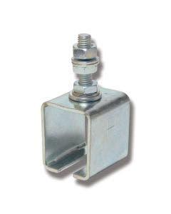 Konsoll stål 4R/290S med bolt for takmontasje