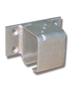 Konsoll stål 9/301S for veggmontasje