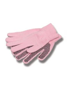 Magic Gloves barn rosa
