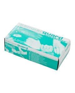 Melkehansker Km Pack Nitril Blå 200 Stk/Pk Melkehandske X-Light