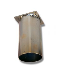 Stolpebeskyttelse maks 85 mm