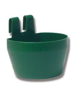 Burkopp plast 3dl Grønn