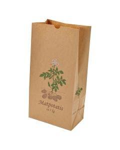 "Potetpose 5 kg ""Matpotatis"" 250 st/pk"