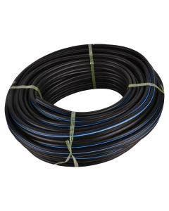 Pulseringsslange Gummi 2 x 7 x 13 mm 35 m/rulle