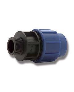 VDL Plastkoppling Rak 25 x R20 utv gg