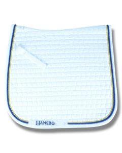 Schabrak Hansbo dressur full hvit