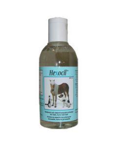 Hexocil Shampo hund/hest l 200 ml