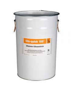 Silo-veggfarge Svart 30 liter