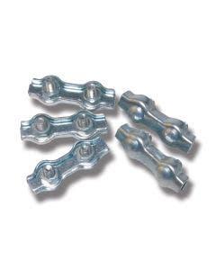Skjøtespenne for wire