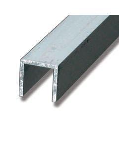 Styreskinne aluminium 94XC/3M