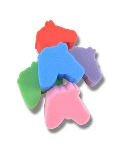 Svamp Hestehode 10pk mixede farger