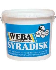 Syrevask Weba 6 kg