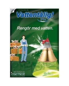 Varmelampe Interheat IPX4