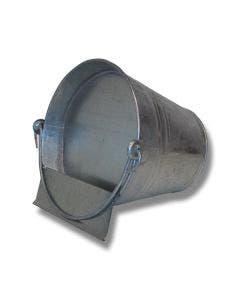Vannbøtte Høne galvanisert 10 liter