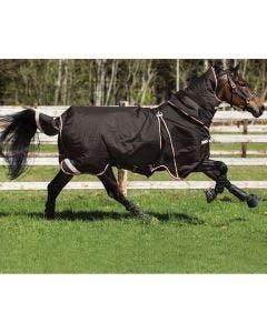 Vinterdekken Horseware Rambo Optimo 400 g Svart