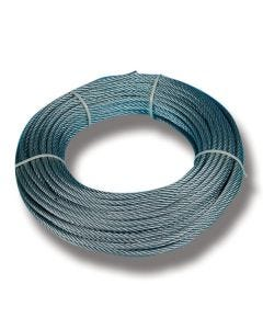 Wire 6 mm, 50 m/rulle