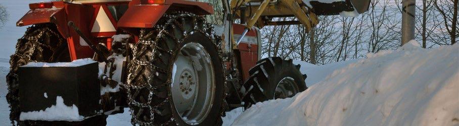 Traktorkjettinger