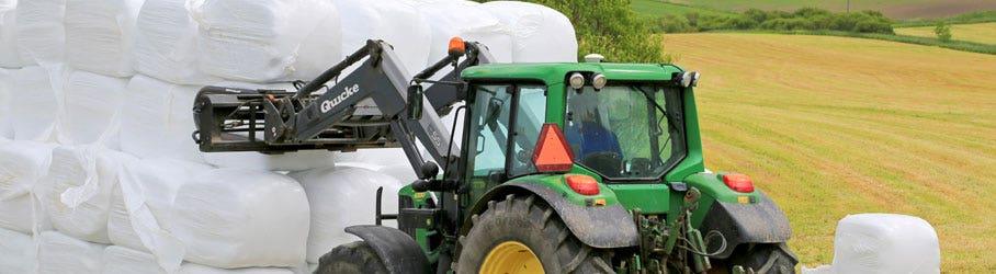 Traktorredskap